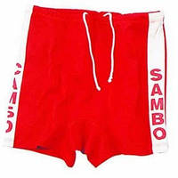 """Шорты """"Самбо"""" красные 36р, Stels"""