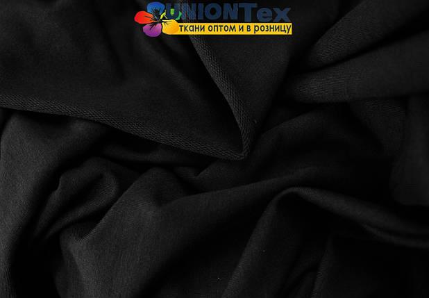 Двунитка (180см) черная , фото 2