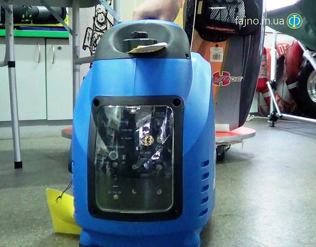 Инверторный генератор Weekender 1500i фото 2