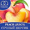 """Ароматизатор TPA (TFA) """"Peach (Juicy)"""" 5мл"""