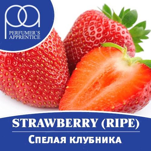 "Ароматизатор TPA (TFA) ""Strawberry (Ripe)"" 5мл - SMOKE GUN -  электронные сигареты для своих. в Сумской области"