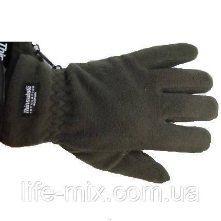Перчатки Cerva ветрозащитные (флис+Thinsulate)
