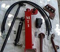 Комплект переоборудования рулевого управления МТЗ-82 под насос дозатор с гидробаком, фото 1