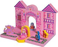 """Набор плавающих блоков """"Замок Принцессы"""" - Just Think Toys"""