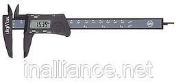 Штангенциркуль цифровой точность 0,01 мм digiMax Wiha 29422