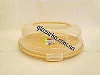 Коробок (контейнер) для переноски торта