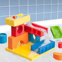 """Набор плавающих блоков """"Мяч и Водопад """" - Just Think Toys"""