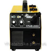 Сварочный аппарат комбинированного типа Кентавр СПАВ-200Н, фото 3
