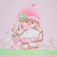 Зайка Мими Вафельная картинка