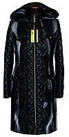 Женское удлинённое пальто весна-осень