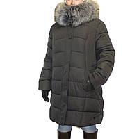 Куртка женская пуховик на зиму