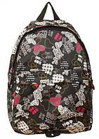 Городской рюкзакь V-Подросток grey love