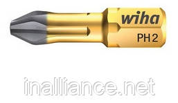 Биты PH1 25 мм DuraBit Wiha 23114