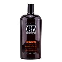 Ежедневный шампунь для глубокой очистки American Crew Power Cleanser Style Remover 1000 ml