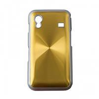 Чехол Drobak Aluminium Panel для Samsung Galaxy Ace S5830 (Gold)