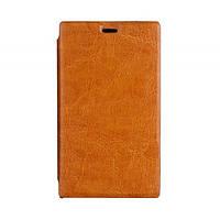 Чехол Drobak Book Style для Nokia X2 Dual Sim (Orange), фото 1