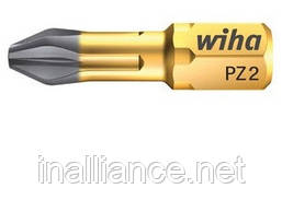 Биты PZ2 25 мм DuraBit Wiha 23122