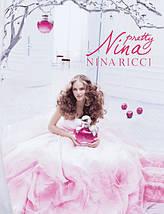 Nina Ricci Pretty Nina туалетная вода 80 ml. (Нина Ричи Претти Нина), фото 2