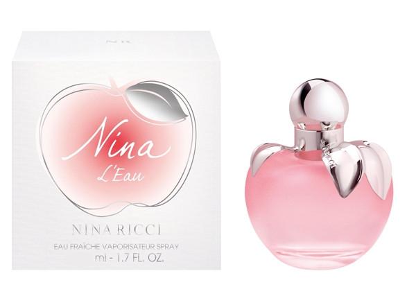 Nina Ricci Nina L'eau туалетная вода 80 ml. (Нина Ричи Нина Л'Еау)