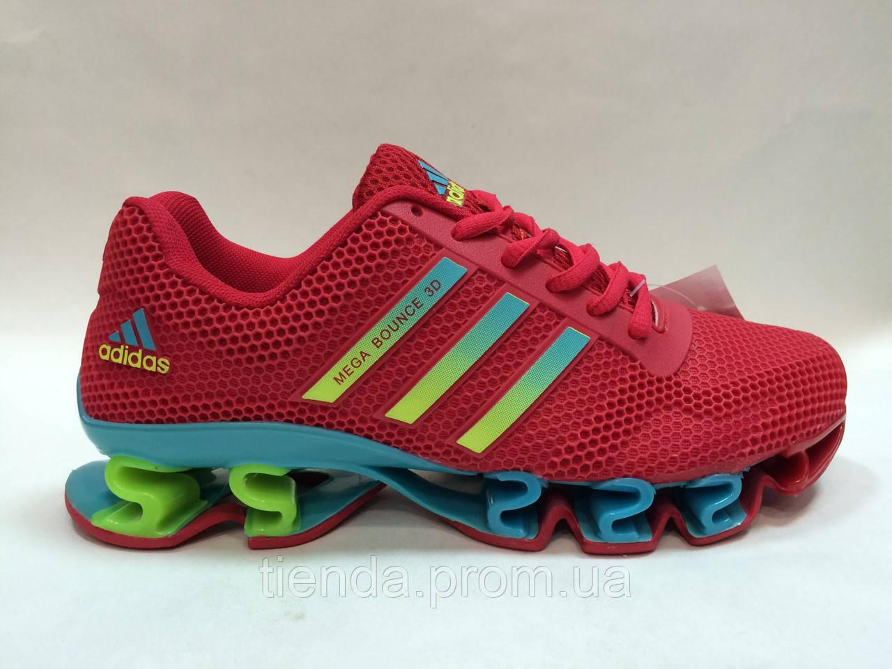 best cheap 3f27e 40997 Женские кроссовки Adidas Mega Bounce 3D красные, цена 1 199 грн., купить в  Харькове — Prom.ua (ID175392339)