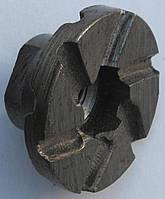 Фреза алмазная торцевая  для шлифовки гранита Turbo 50х16х7,2хM14 № 00 (30/40) грубое