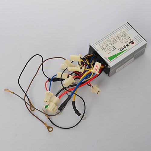 Контроллер на детские электрические квадроциклы 36v/500w Crosser 90304, Profi HB-6 EATV500C - kid-auto.com.ua в Харькове