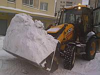 Заказать снегоуборочные работы в Киеве, фото 1