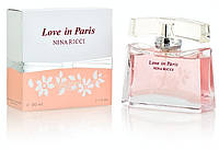 Nina Ricci Love In Paris de Pivoine парфюмированая вода 80 ml. (Нина Ричи Лав Ин Париж Флэр де Пивоин), фото 1