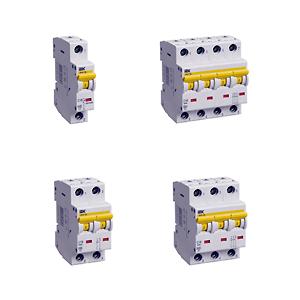 Автоматические выключатели ВА 47-60 6кА