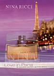 Nina Ricci Love In Paris парфюмированная вода 80 ml. (Нина Ричи Лав Ин Париж), фото 5