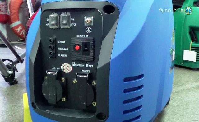 Инверторный генератор Weekender 2500i фото 6