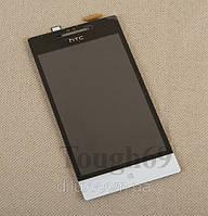 Дисплей LCD + Touchscreen HTC A620e Windows Phone 8S купить дисплей LCD