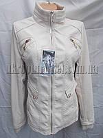 """Куртка женская кожзам  """"Dubai"""" 1RS-5270"""