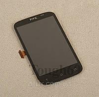 Дисплей LCD HTC A320E Desire C + Touchscreen тачскрин