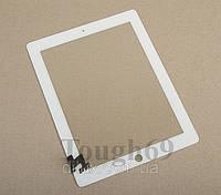 Сенсорное стекло Сенсор Touch screen iPad 2 белое