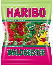Желейные конфеты Haribo Waldgeister, 200 гр