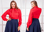 Блузка батальная (3 цвета), фото 3