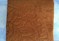 Плед из микрофибры Версаче насыщено-коричневый