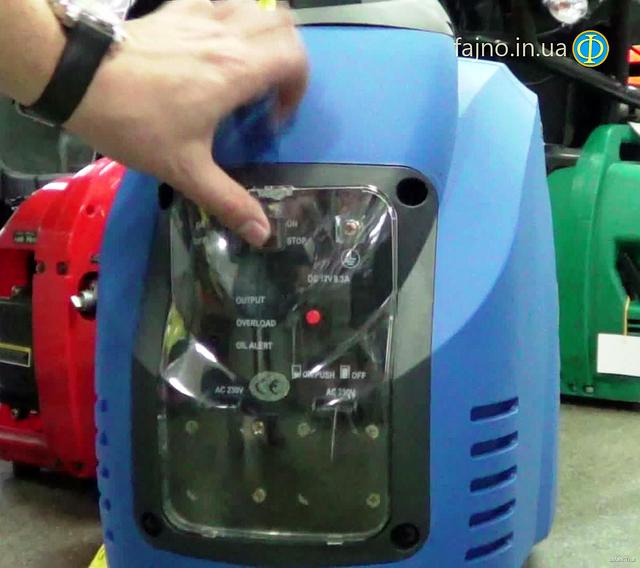 Инверторный генератор Weekender 2500i фото 5
