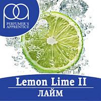 "Ароматизатор TPA (TFA) ""Lemon Lime II"" 5мл"