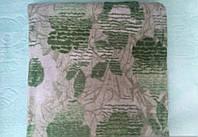 Плед из микрофибры 180*220 зеленый