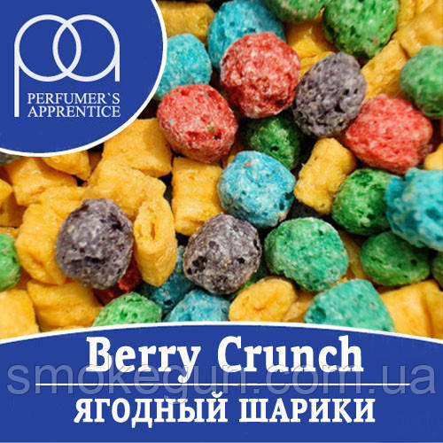 Ароматизатор TPA (TFA) Berry Crunch / Berry Cereal (Ягодный шарики) 5мл