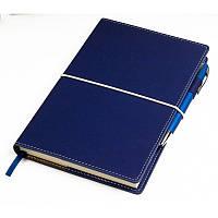 """Бізнес-блокнот """"BUSINESS"""" з ручкою"""