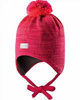 Детская зимняя шапка для девочки Lassie by Reima 718693-3520. Размер  XS., фото 1