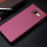 Чохол бардовий для Samsung Galaxy A3 (2016), фото 1