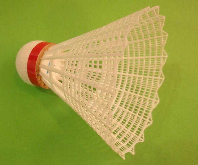 Пластиковые воланы для бадминтона