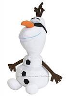 Плюшевый снеговик Олаф в очках 25см. из м/ф Холодное сердце Frozen Disney