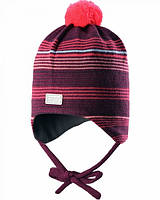 Детская зимняя шапка для девочки Lassie by Reima 718692 - 3380. Размер  XS, S., фото 1