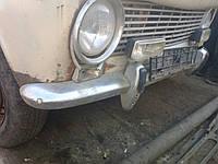 Бампер 2101 передний среднее состояние ВАЗ 2102 2103 2104 2105 2106 2107