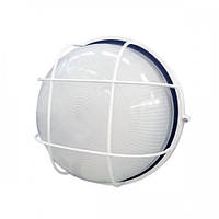 Светильник НПП1102 белый круг 100Вт IP54